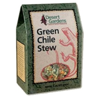 Desert Gardens Green Chile Stew Mix