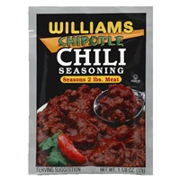 Williams Country Store Chipotle Chili Seasoning