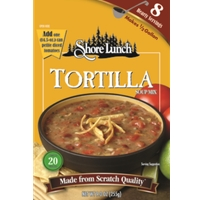 Shore Lunch Tortilla Soup