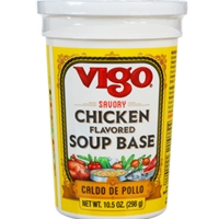 Vigo Chicken Flavored Soup Base