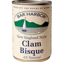 Bar Harbor Clam Bisque