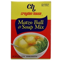 Manischewitz Croyden House Matzo Ball & Soup Mix