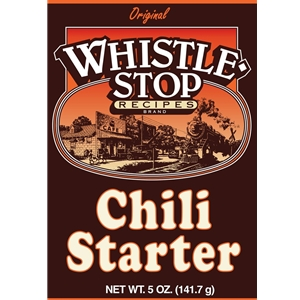 Whistle Stop Recipes Chili Starter