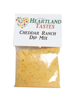 Heartland Tastes Cheddar Ranch Dip Mix