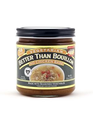 Better than bouillon no chicken