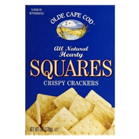 Olde Cape Cod Hearty Squares Crispy Crackers