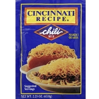 Cincinnati Recipe Chili Seasoning Mix