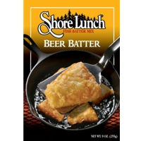 Shore Lunch Beer Batter Fish Batter Mix