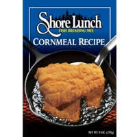 Shore Lunch Cornmeal Fish Breading Mix