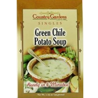 Country Gardens Green Chile Potato Soup Single