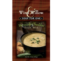Wind & Willow Broccoli Cheddar Soup For One
