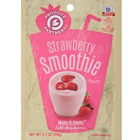 Produce Partners Strawberry Smoothie Drink Mix