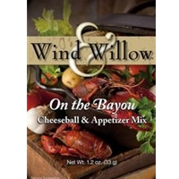 Wind & Willow On The Bayou Cheeseball & Appetizer Mix