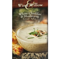 Wind & Willow White Cheddar & Mushroom Soup
