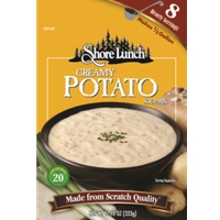 Shore Lunch Creamy Potato Soup Mix