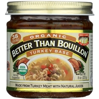 Better Than Bouillon Organic Turkey Base