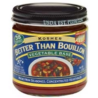 Better Than Bouillon Kosher Vegetable Base