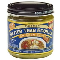 Better Than Bouillon Kosher Chicken Base