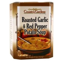 Country Gardens - Roasted Garlic & Red Pepper Potato Soup Mix