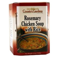Country Gardens Rosemary Chicken Soup with Rice Mix
