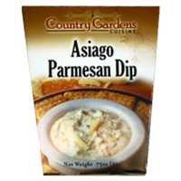 Country Gardens Asiago Parmesan Dip Mix