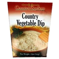 Country Gardens Country Vegetable Dip Mix