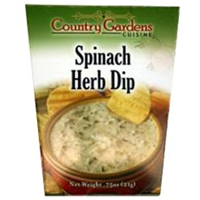 Country Gardens Spinach Herb Dip Mix