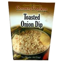 Country Gardens Toasted Onion Dip Mix