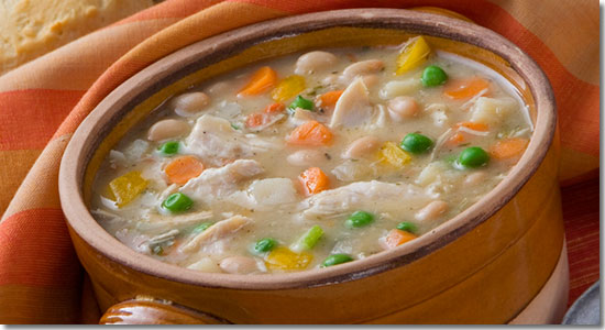 Frontier Soups Colorado Campfire Chicken Stew