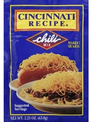 Cincinnati Recipe Chili Seasoning Mix