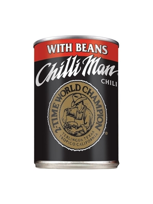 Chilli Man Chili With Beans