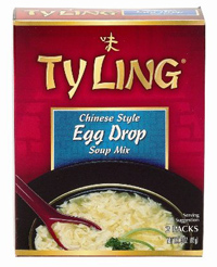 Ty Ling Chinese Style Egg Drop Soup Mix 2 Pack