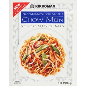Kikkoman Chow Mein Seasoning Mix