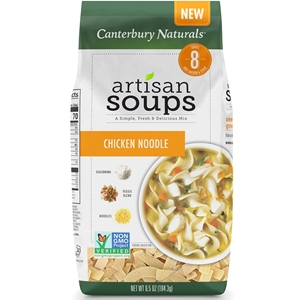 Canterbury Naturals Down Home Chicken Noodle Soup