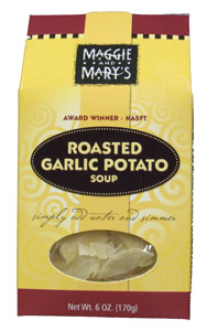 Maggie and Mary's Roasted Garlic Potato Soup Mix