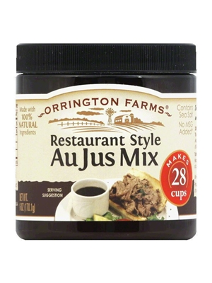 Orrington Farms Au Jus Mix 28 Cups