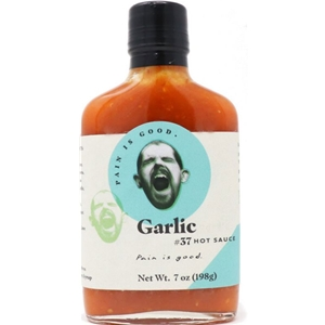 Pain Is Good Batch 37 Garlic Style Hot Sauce