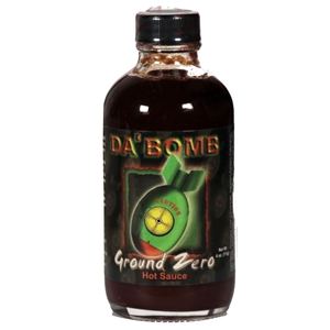 Da  Bomb Ground Zero Hot Sauce ad906d3ec87c4