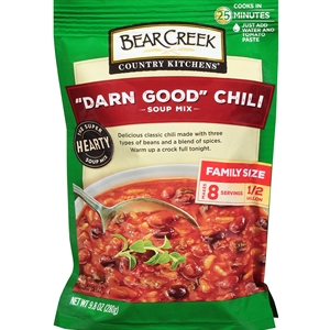 Bear Creek Darn Good Chili Mix