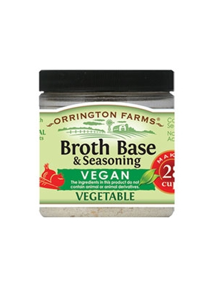 Orrington Farms Vegan Vegetable Soup Base 28 Cups
