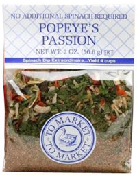 To Market-To Market Popeye's Passion Dip Mix