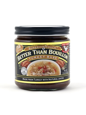 Better Than Bouillon Turkey Base