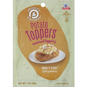 Produce Partners Potato Toppers