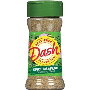 Mrs Dash Spicy Jalapeno Seasoning Blend