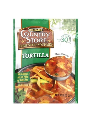 Williams Country Store Tortilla Soup
