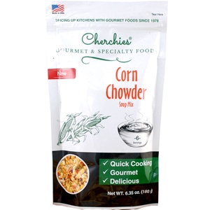 Cherchies Corn Chowder Soup