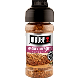 Weber Smokey Mesquite Seasoning - 2.75 oz