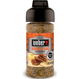 Weber Korean BBQ Seasoning 2.9 oz