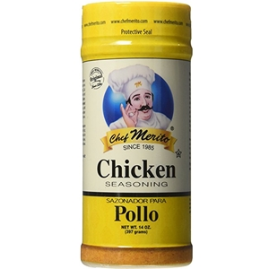 Chef Merito Chicken Seasoning - 14 oz