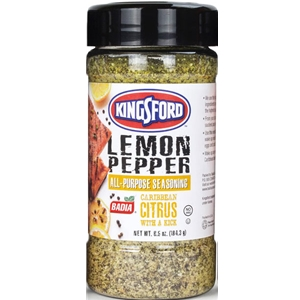 Kingsford Lemon Pepper All Purpose Seasoning